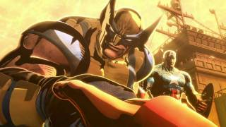 Video Marvel vs Capcom 3 - Cutscenes With Voice Acting: Episode 4 download MP3, 3GP, MP4, WEBM, AVI, FLV Oktober 2018