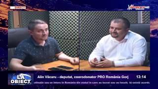 La Obiect Radio 10 iulie 2020 Alin Vacaru
