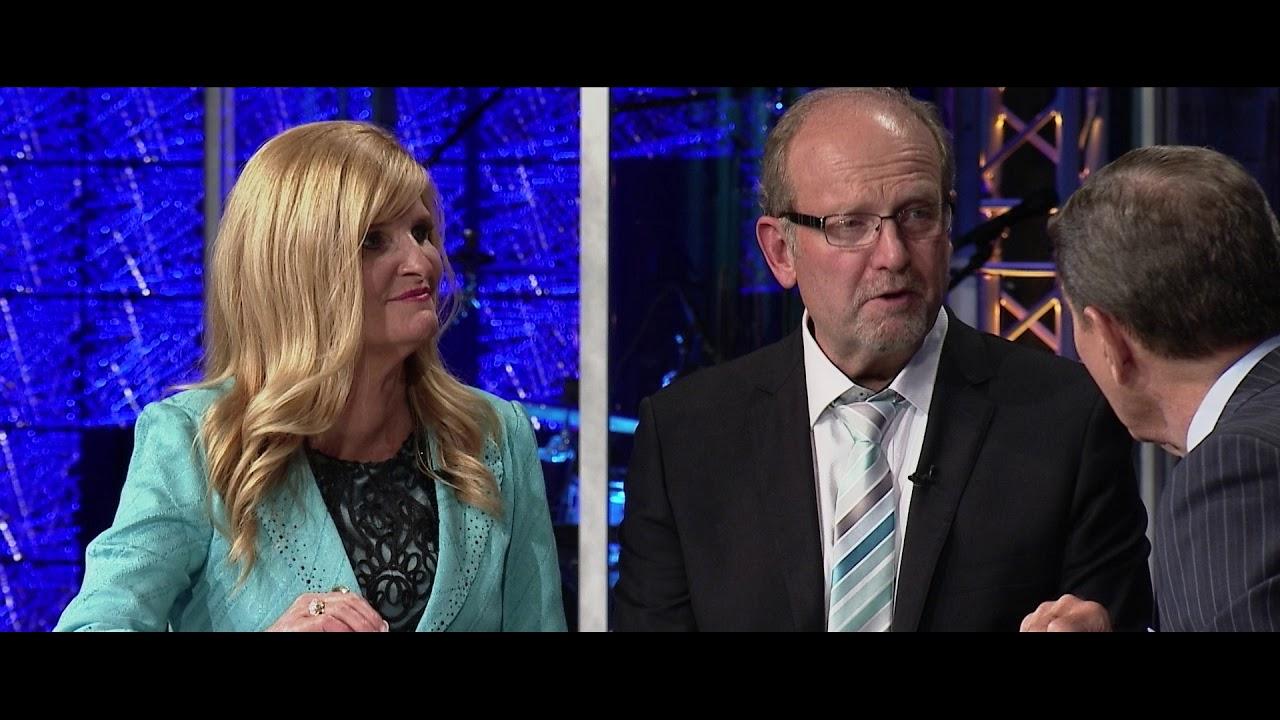 TV Host Drenda Keesee Interviewing Incredible Guest Speakers