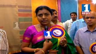 National Handloom Expo 2017 In Vijayawada || No.1 News