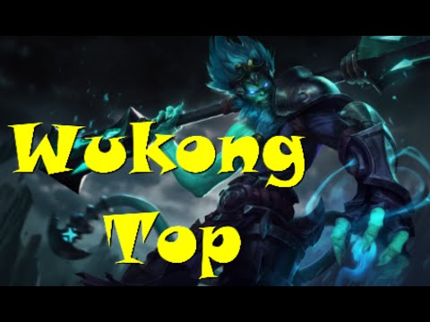 League of Legends - Underworld Wukong Top - Full Game Commentary