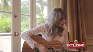 Taylor Swift Sweeter Than Fiction Acoustic