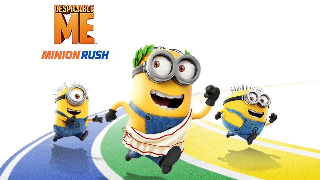 Minion Rush - Play The Free Game Online