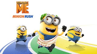 Despicable Me: Minion Rush - The Minion Games - Update Trailer