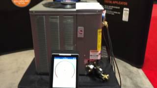 AHR Expo 2015 Chicago  CirrusSense HVAC Install amp; App