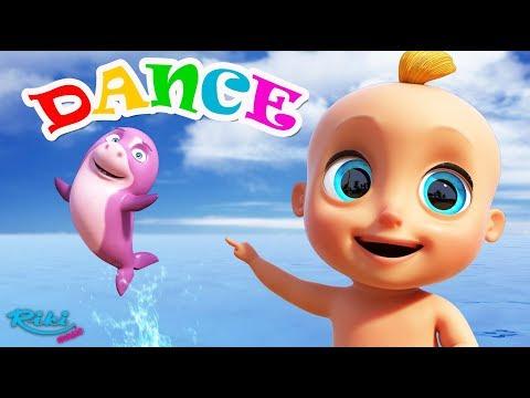 BABY SHARK DANCE | Песни для детей | Большой сборник мультфильмов