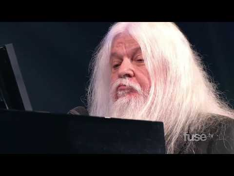 """Leon Russell """"Tightrope"""" Live @ Beacon Theater 2010 720p"""