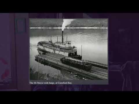 MEMORIES OF KASLO 1, 1945-57
