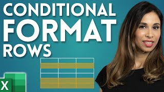 Excel Conditional Formatting With Formula | How To Get It RIGHT Every Time