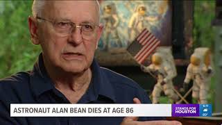 Astronaut Alan Bean dies at age 86