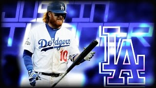 Justin Turner | 2016 Dodgers Highlights Mix ᴴᴰ