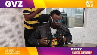 Lourd DEFTY à Vibe Radio Côte d'Ivoire