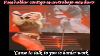 Shakira - Poem To A Horse Subtitulado Español Ingles
