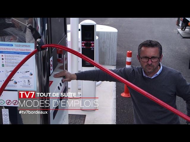 Modes d'emploi - Le gaz, carburant bio du futur