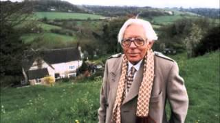 laurie lee reads from as i walked out one midsummer morning