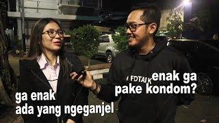 Download Video FDTALK - PAKE KONDOM ATAU NGGAK? INI JAWABAN CEWEK... MP3 3GP MP4