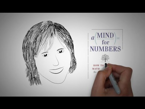 Focus and Diffuse: A MIND FOR NUMBERS by Barbara Oakley | Core Message