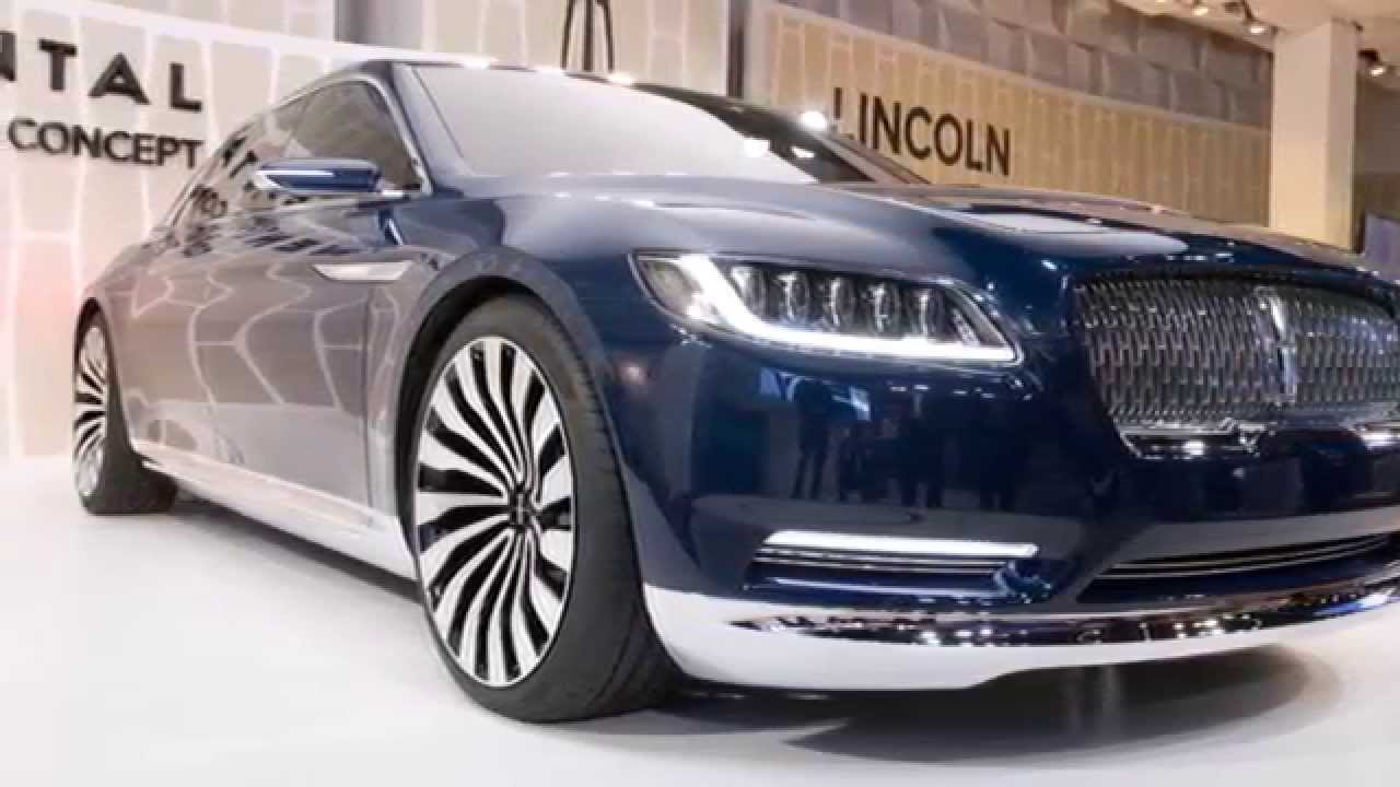 cadillac ct6 vs lincoln continental concept youtube. Black Bedroom Furniture Sets. Home Design Ideas