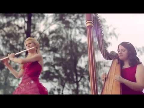 Tum Hi Ho - Harp & Flute