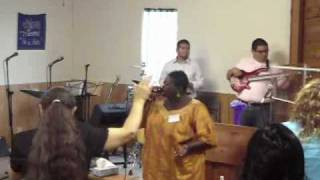 Women of Integrity Conference 2010 Gospel Recording Artist Patricia Jacobs Part 2