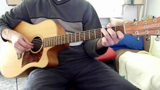 Amy Macdonald №15 - My Only One - acoustic guitar cover by onlyfavoritemusic