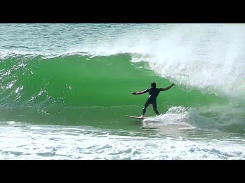 Vessel RPM Performance Fish shortboard Surfboard: Dan Scott