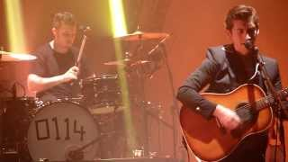 Arctic Monkeys - Piledriver Waltz [Live at Vorst Nationaal, Brussels - 09-11-2013]