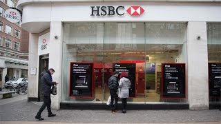 HSBC Seeks Profit Boost From $5B Job Cut Savings