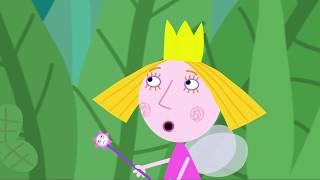 Ben und Hollys Kleines Königreich Deutsch Zaubern ist nicht leicht | Cartoons für Kinder
