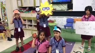 Role Play Activity by KG children @MRIS-51, Gurugram