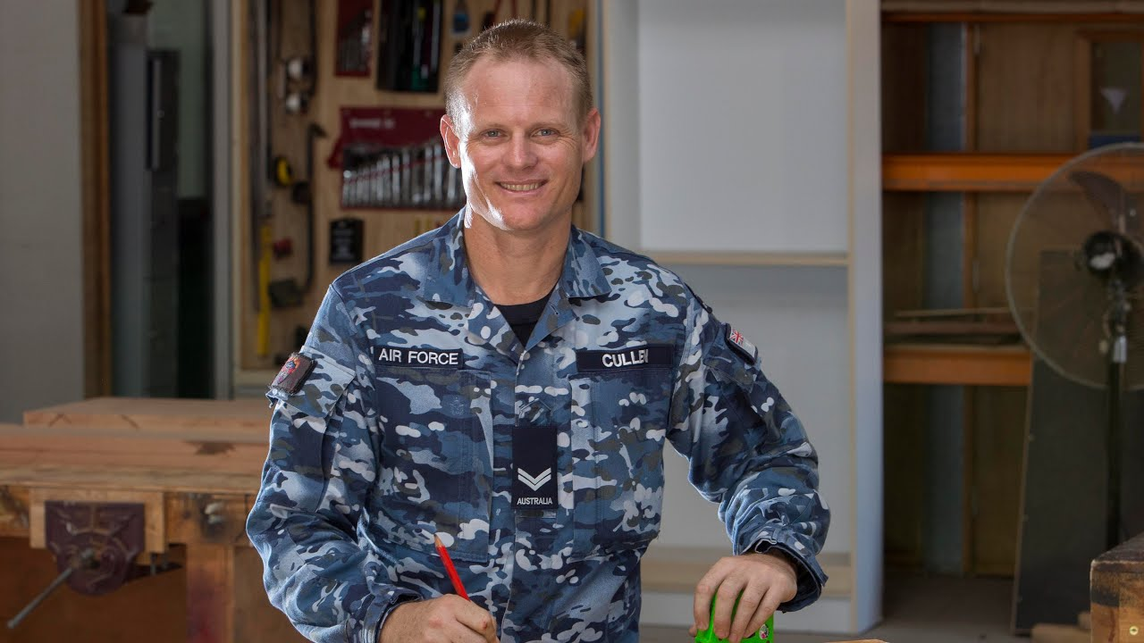 Our Air Force, Our People | Corporal Isaac Cullen