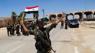 Военная обстановка в Сирии. Итоги недели 26 августа – 1 сентября