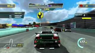 Nascar: Unleashed Gameplay Playthrough