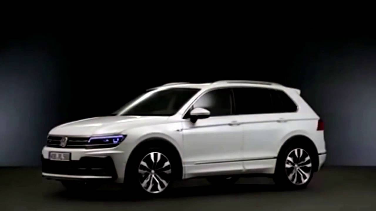2017 volkswagen tiguan type r line review youtube. Black Bedroom Furniture Sets. Home Design Ideas