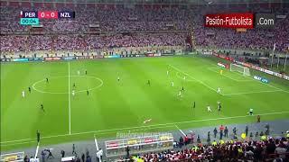 Perù - Nuova Zelanda 2-0 sky sport HD