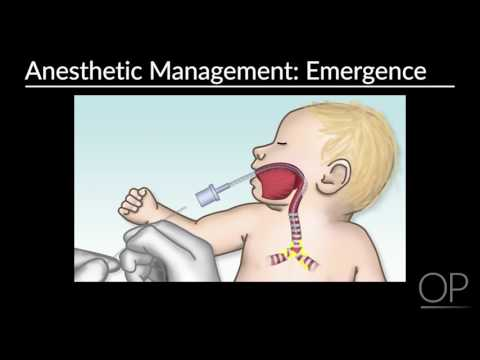 """""""Anesthetic Considerations In Pulmonary Hypertension"""" By Stephanie Grant For OPENPediatrics"""
