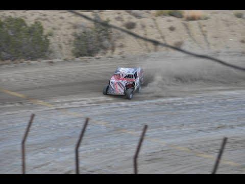 Desert Thunder Raceway Modified Heat Races 9/30/17