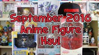 Sept '16 Amiami/thatanimestore/Tokyo Otaku Mode Haul