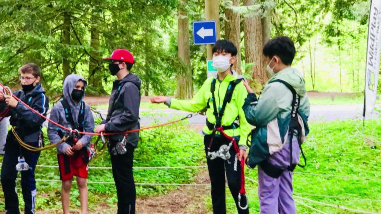 YSI 갤러리 - YSI Activity (May 8, 2021) - WildPlay Maple Ridge