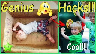 The Best Parenting Hacks to date!