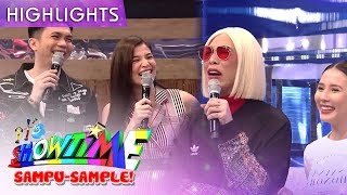 Anne tries to confuse Vice | It's Showtime Sampu-Sample