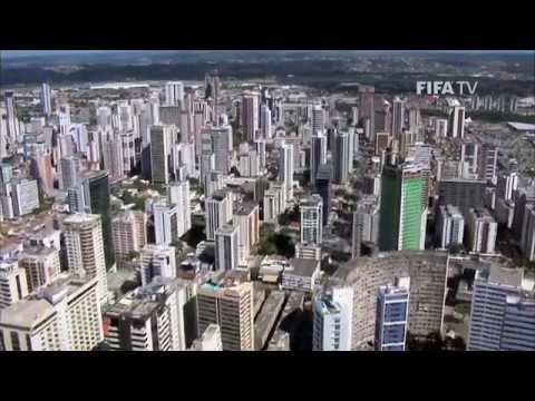 RECIFE Brazil World Cup 2014 Host City