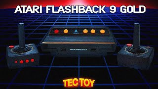 Atari Flashback® 9 Gold HD - Destrinchamos o Atari Flashback mais completo feito até hoje!