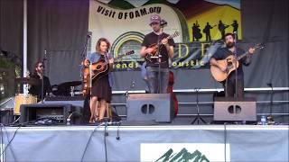 Mandolin Orange, June 2, 2018 at the Ogden Music Festival
