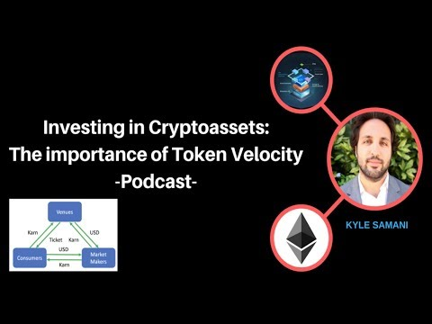 Investing in Cryptoassets: The importance of Token Velocity