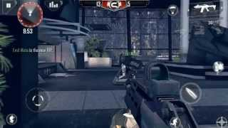 Modern Combat 4 - multiplayer gameplay