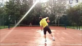Данила Пыленок. Большой теннис. Июль 2017 (music little mix - power)