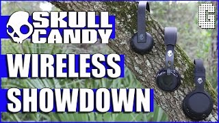 Skullcandy Wireless Showdown! : HESH 2 vs GRIND vs UPROAR