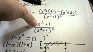 Integral Test for Series Example 1