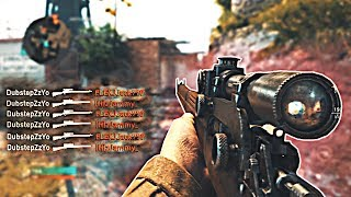 Call of Duty: World War II Sniper Gameplay/Montage!